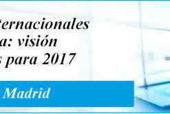 Los fondos internacionales en España: visión y estrategias 2017
